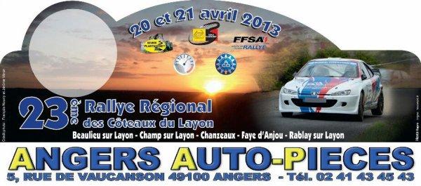 Rallye des Coteaux du Layon 2013 31567310