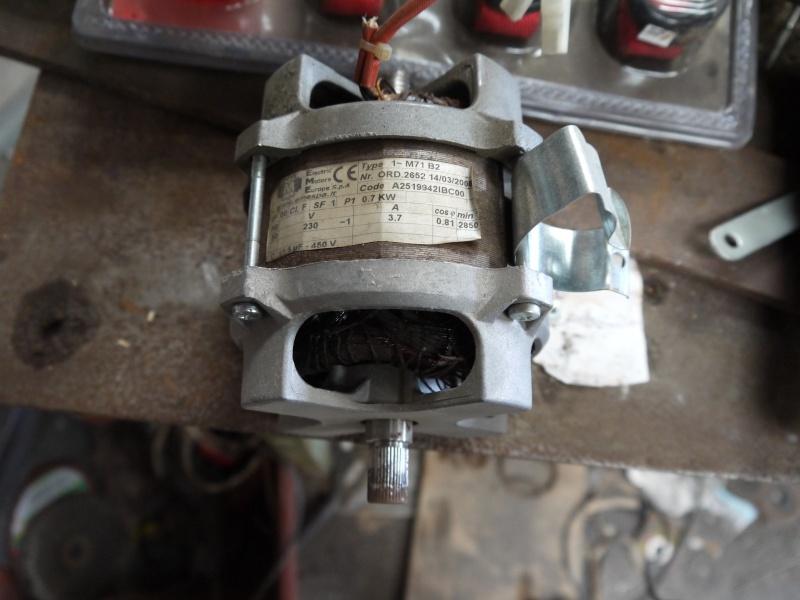 [Maintenance] Sauvetage d'une Bétonnière BricoD P1010310