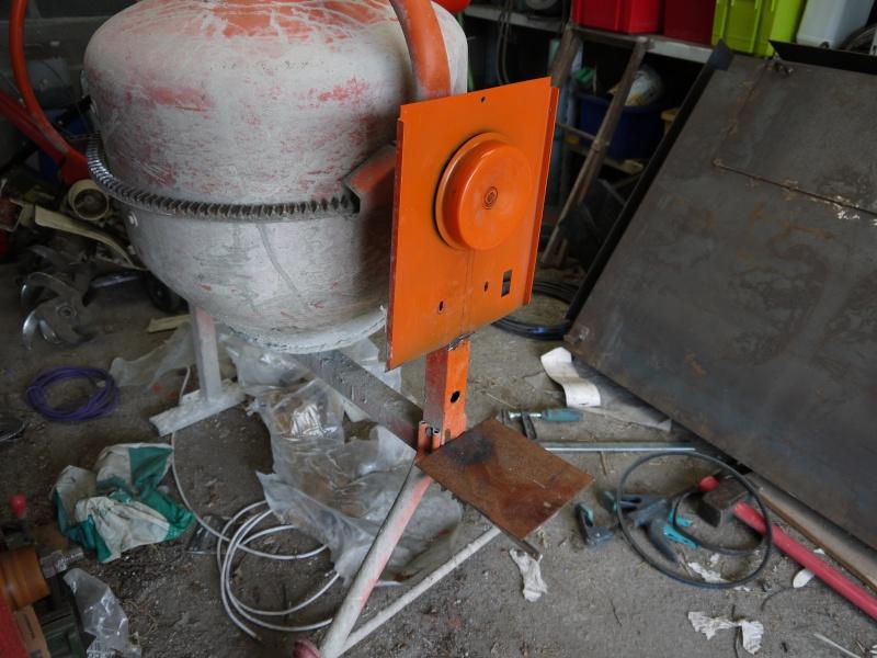 [Maintenance] Sauvetage d'une Bétonnière BricoD P1010311