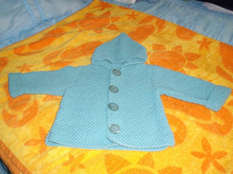 Manteau à capuche - taille 2 ans Dscf1016