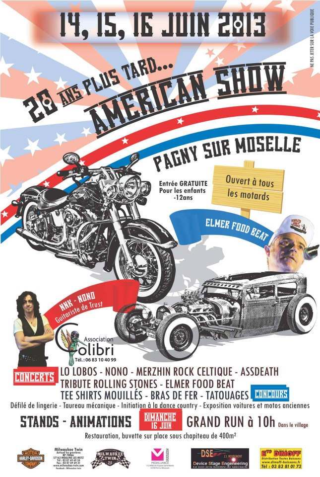 American Show - Pagny sur Moselle  53102712