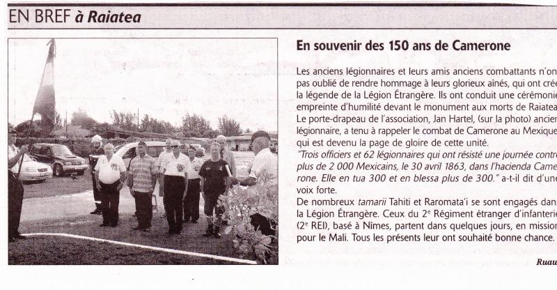 [Associations] Anciens Marins de Réserve de la Polynésie française - Page 3 Camero10
