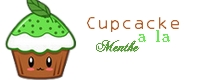 Cupcake a la menthe