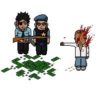 Mes premier pixel art '-'  Jeremy10