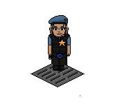 Mes premier pixel art '-'  Paulin10