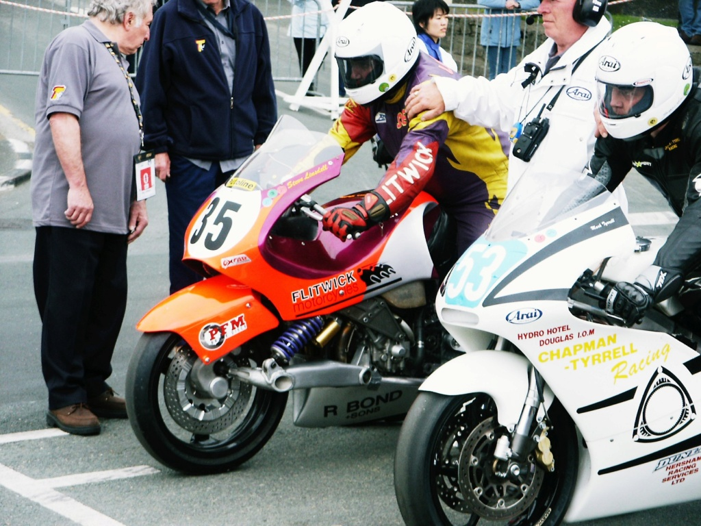 [Road racing] CLASSIC TT et MANX GP 2018 . - Page 3 Cnv00010