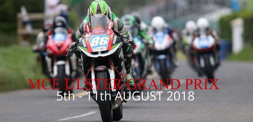 [Road racing] Ulster gp 2018 En_tet10