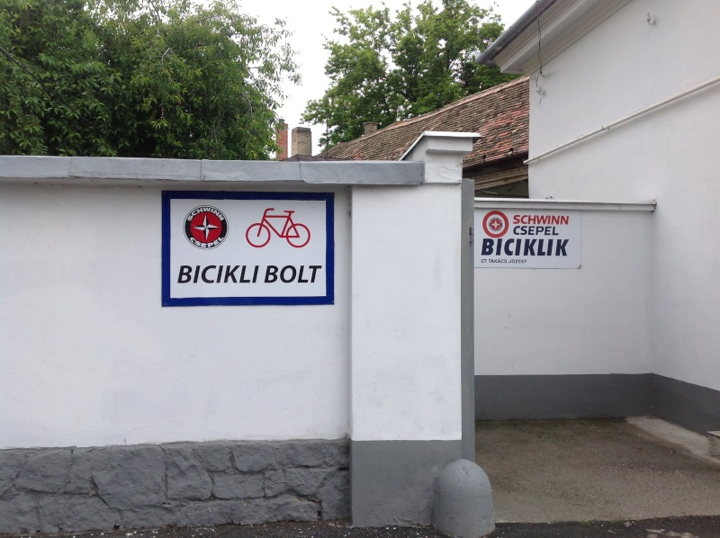 Где в Кестхее или в Хевизе можно купить велосипед? Ndnddn15