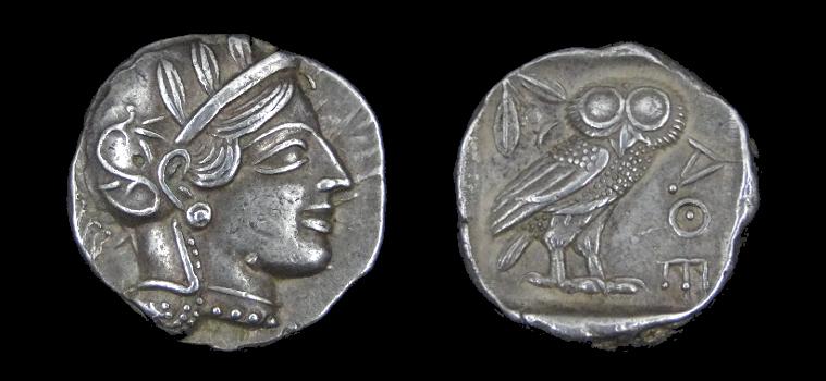 Les monnaies grecques de Brennos - Page 2 Ath210