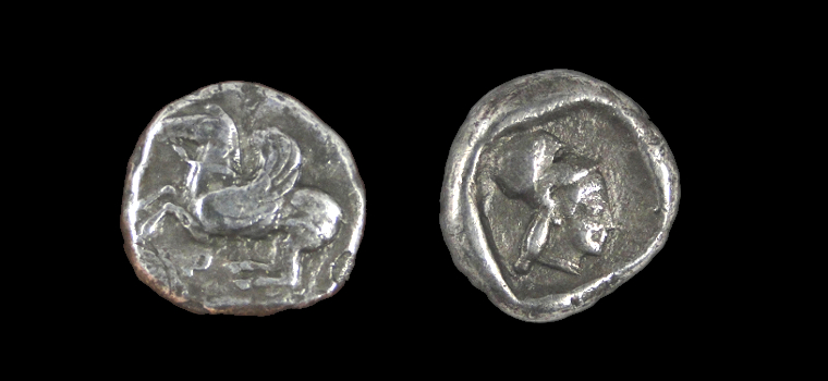 Les monnaies grecques de Brennos - Page 2 Cor210