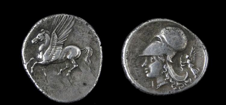 Les monnaies grecques de Brennos - Page 2 Cor310