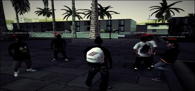 216 Black Criminals - Screenshots & Vidéos II - Page 42 Samp_410