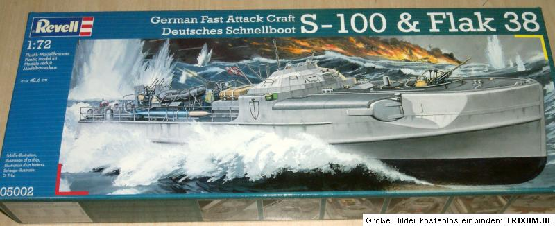 schnellboot S-100.maquette plastique REVELL au 1/72+ equipage. - Page 5 Vckjvq11