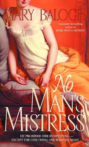 Mistress Trilogy - Tome 2 : No Man's Mistress de Mary Balogh Cover38