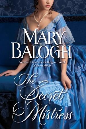 La trilogie des Maîtresses - Tome 3 : La maîtresse cachée de Mary Balogh Cover40