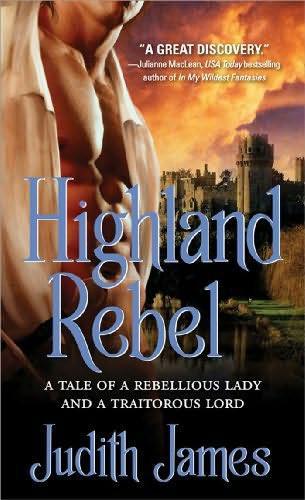 Highland Rebel de Judith James Cover50