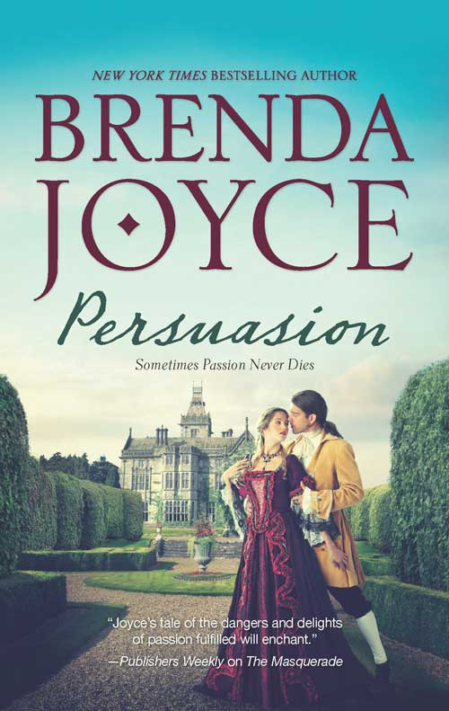 joyce - Les secrets de Greystone Manor - Tome 2 : La promesse d'un autre jour de Brenda Joyce Covers10