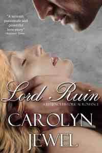 Lord Ruin de Carolyn Jewel Lordru10
