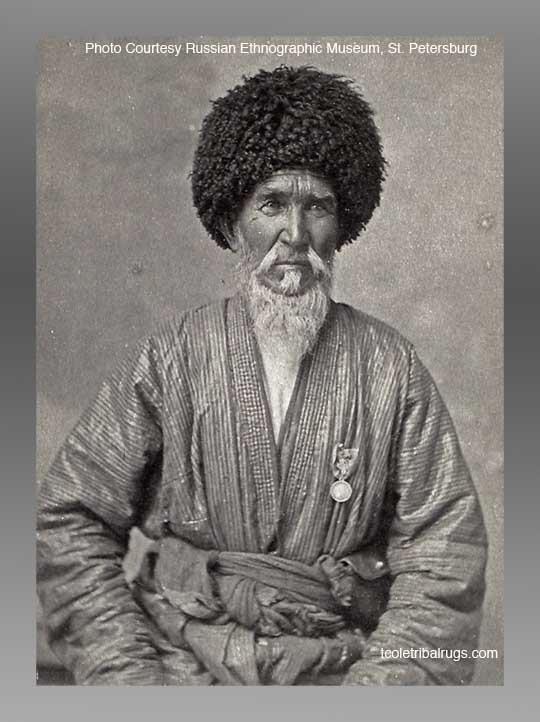 Türkmənlər / Туркмены - Page 6 Turkme10