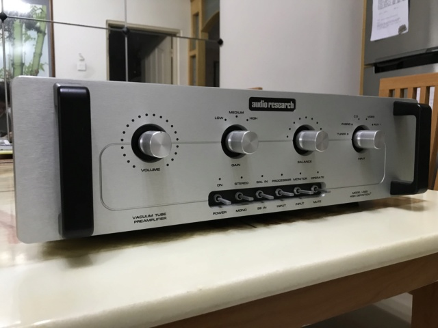 Audio Research LS25 mkII Img_5713