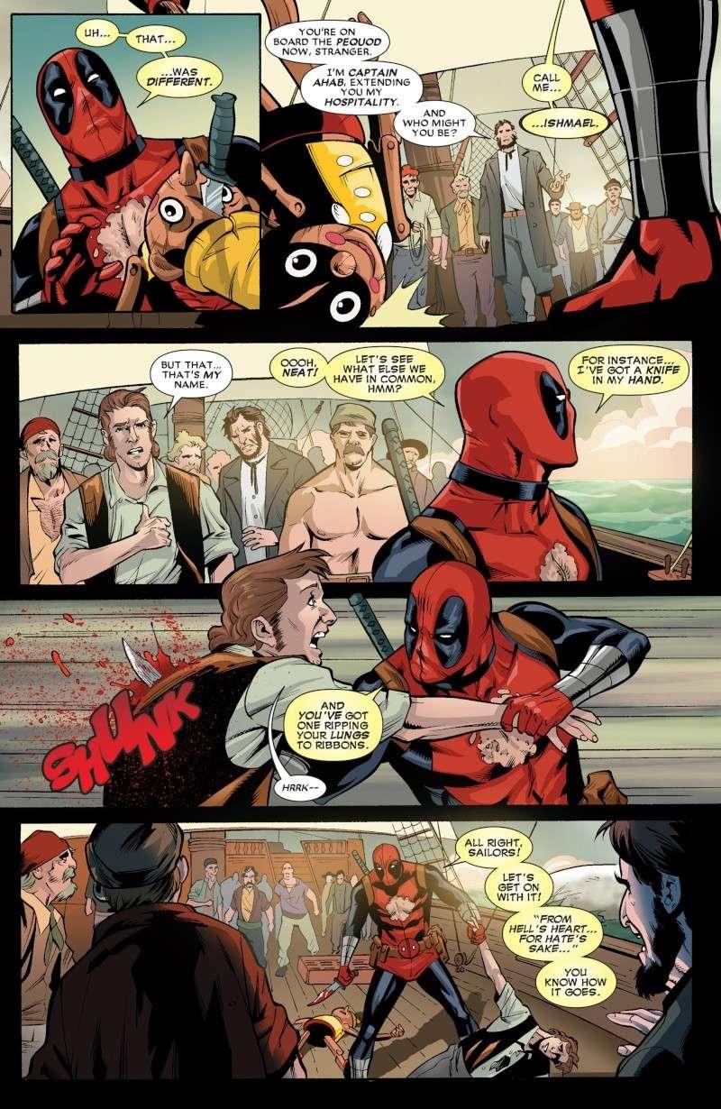 [Comics] Prenons Baxter par la main. Deadpo13