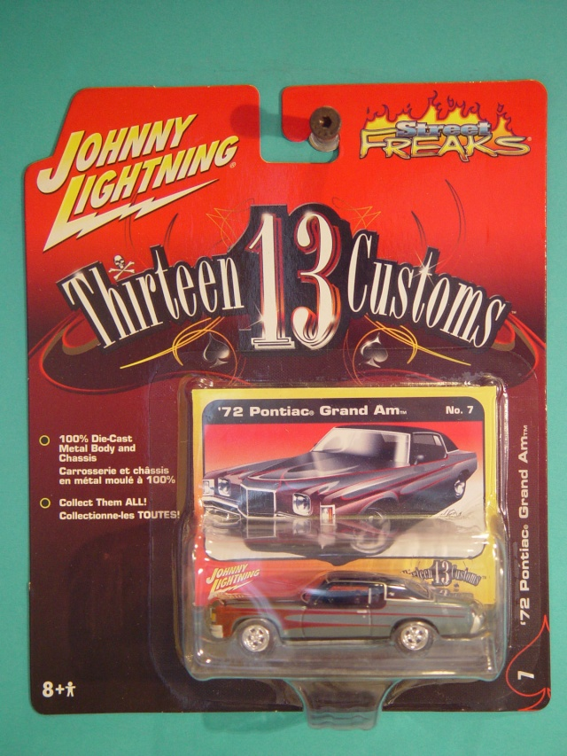 Johnny Lightning mistake! Mistak10