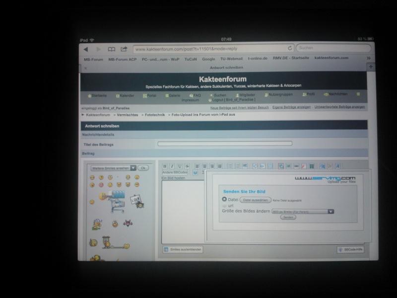 Foto-Upload ins Forum vom I-Pad aus Wp_00021