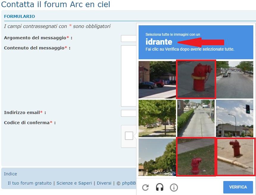 """13th >>> tutorial - Messaggi di primo """"contatto"""" > Slide210"""