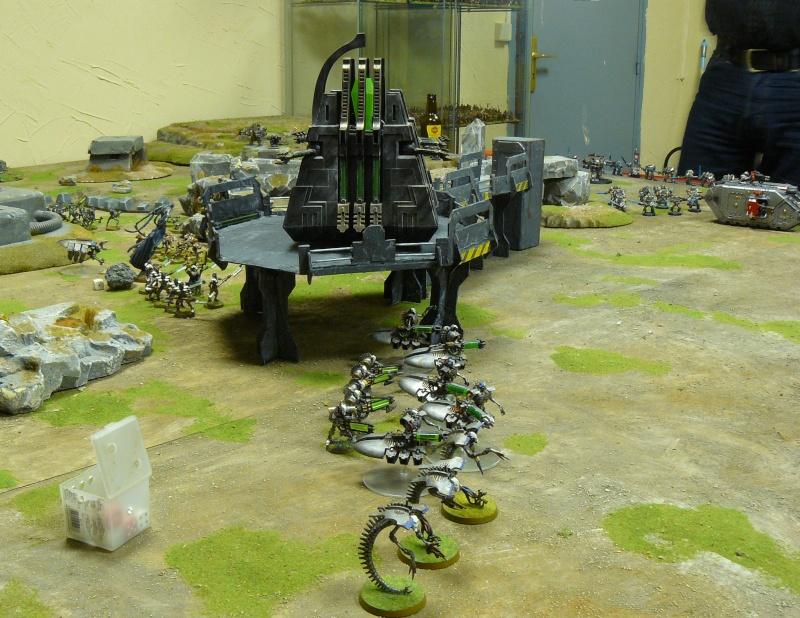 Warhammer 40K. Galerie de Batailles ! P1190532