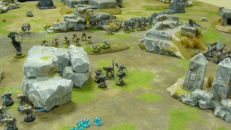 Warhammer 40K. Galerie de Batailles ! P1190540