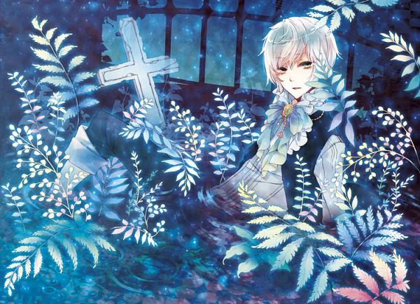 Lynden Ashecroft [Angel Iramasha][3-4] Kuroyu10