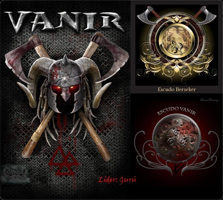 Guerreros Vikingos.