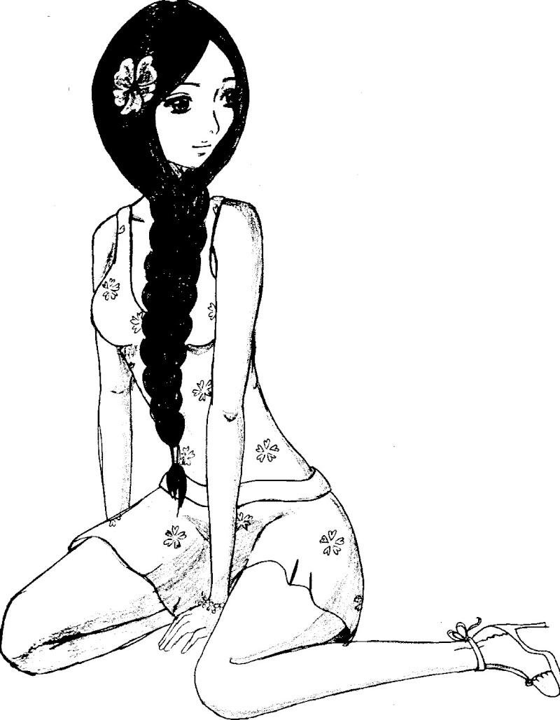 Quelques petits dessins fait par moi ! :3 Unohan10