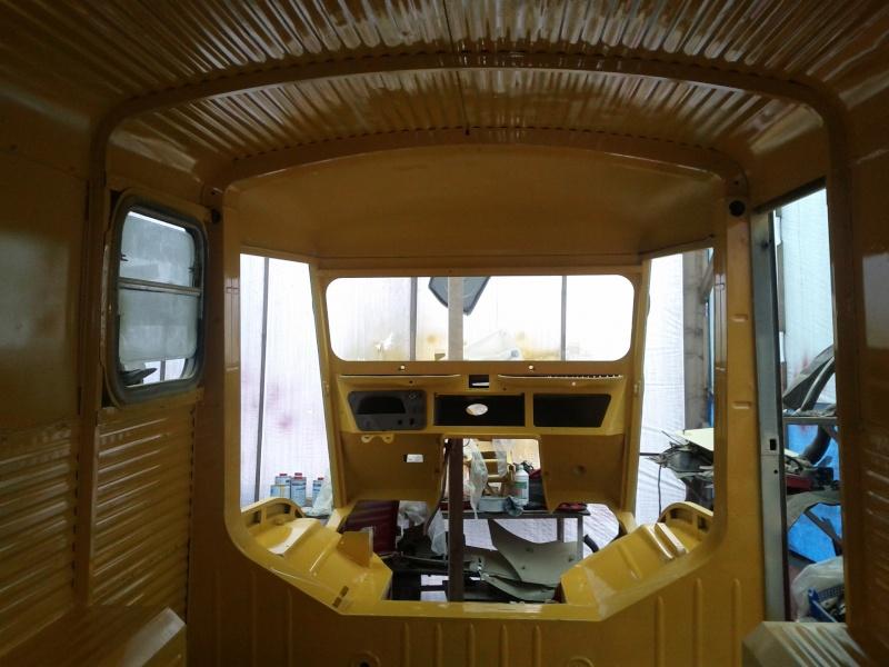 Présentation & Restauration : mon H et suite des travaux... Img_2012