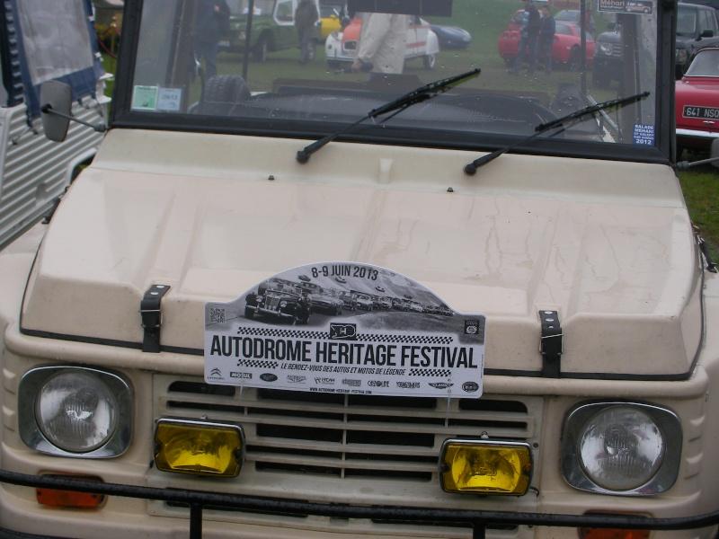 [Montlhéry Heritage festival] Sany0191