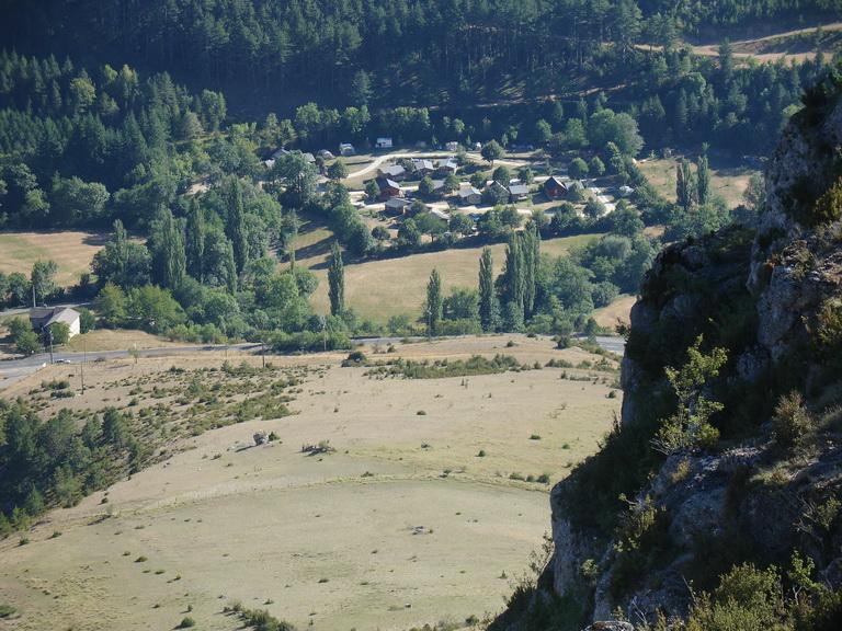 """meyrueis  lozere,camping """"la cascade"""" R2010013"""