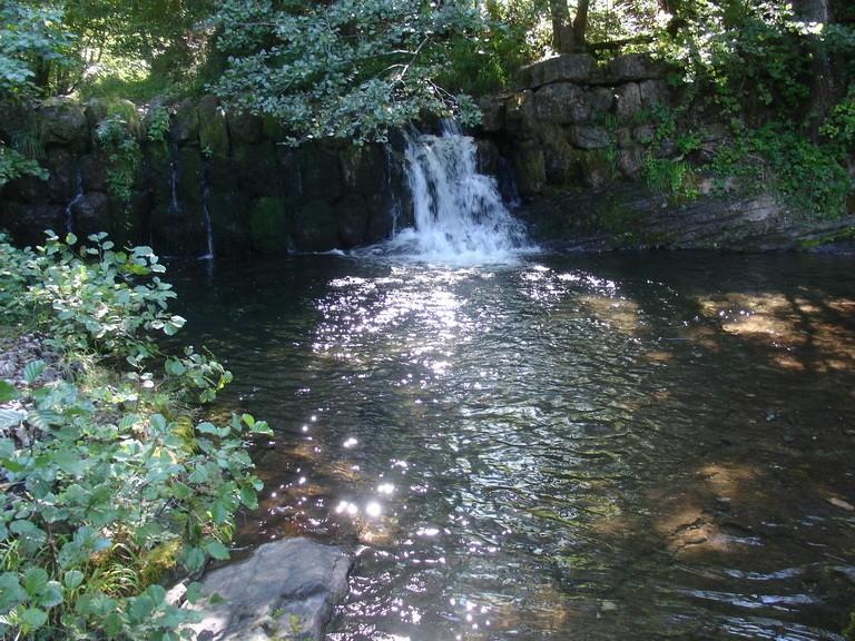 """meyrueis  lozere,camping """"la cascade"""" R2010014"""