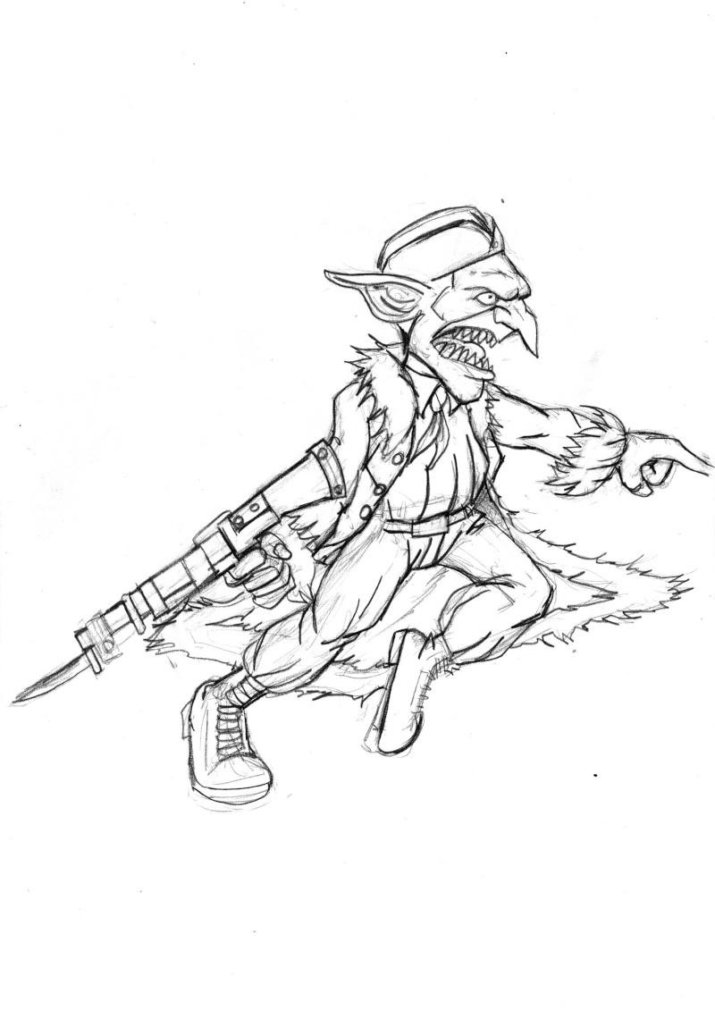 Concept et previews Gobelins Soldat11