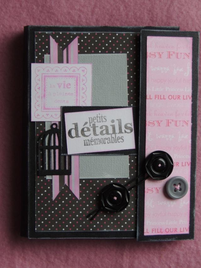 mini noir gris et rose Noirgr10