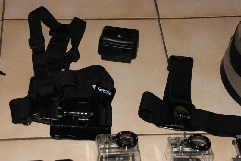 accessoires GOPRO homemade ........ Motage18