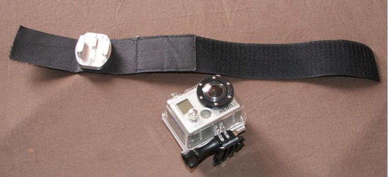 accessoires GOPRO homemade ........ Motage19