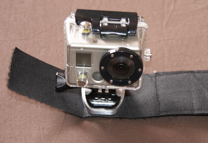 accessoires GOPRO homemade ........ Motage22