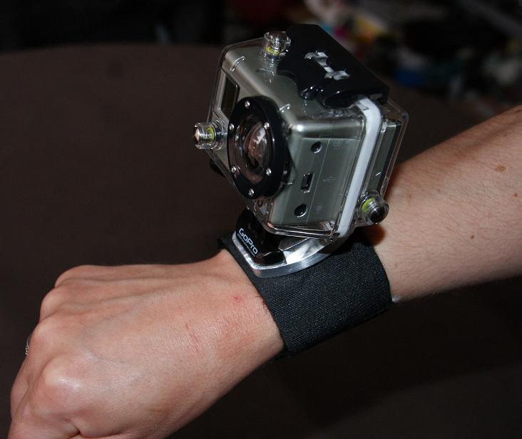 accessoires GOPRO homemade ........ Motage23