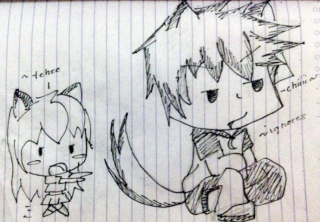 Random Drawings - Page 2 310