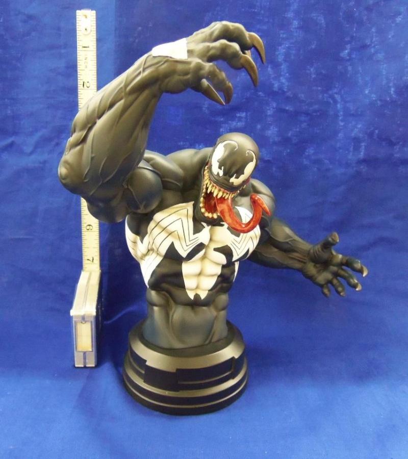 VENOM MINI BUST GENTLE GIANT Venom10