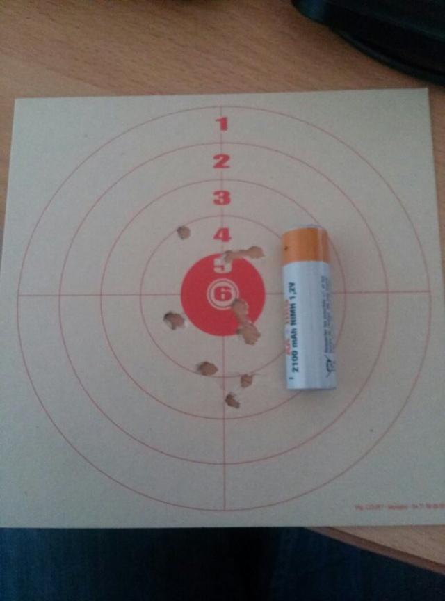 Carton crosman revolver 96939610
