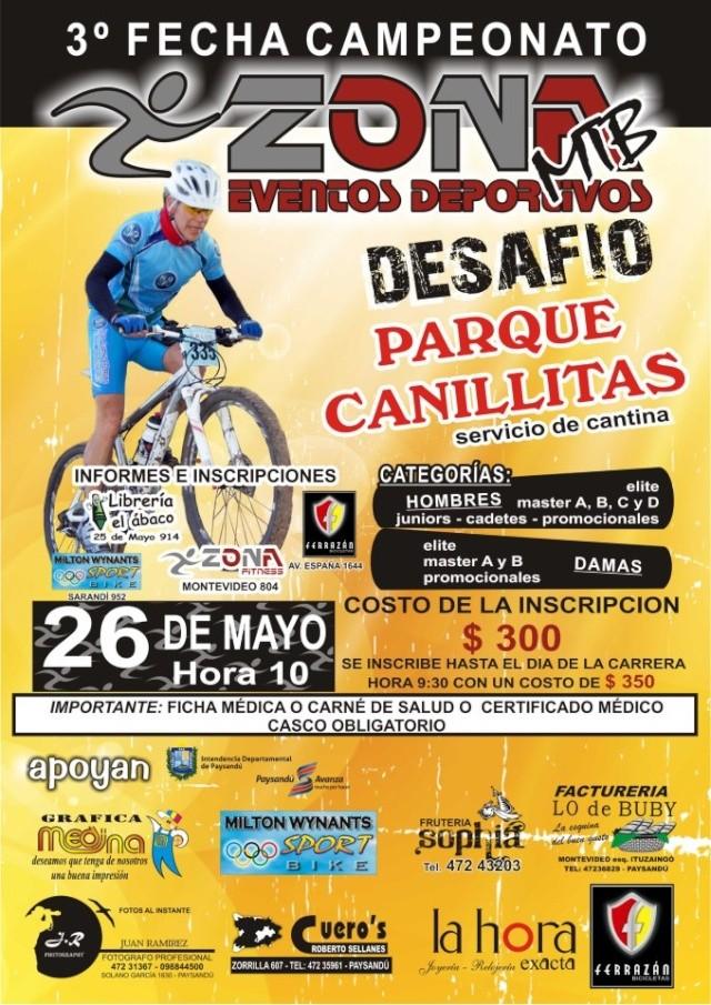 3° Fecha del Campeonato Zona Evento Deportivos MTB 42852610