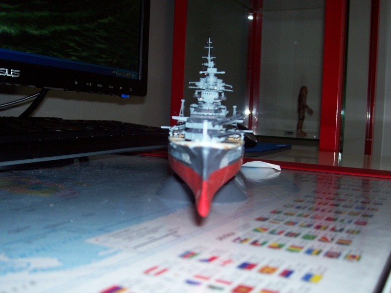 Baubericht Revell Bismarck 1:700 - Seite 2 Black_17