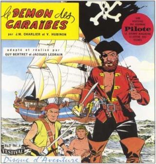 Biographie de Jean Michel Charlier créateur de Blueberry Barber12