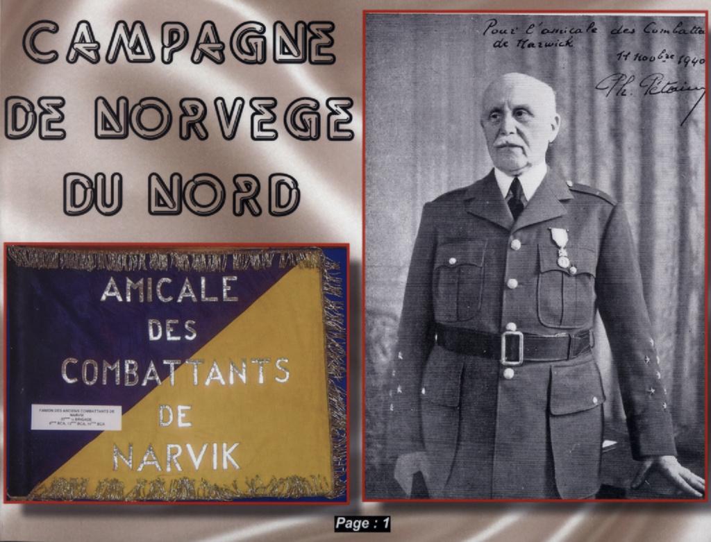 La campagne de Norvège vue par les yeux de Stéphane Léon  01-pzo10